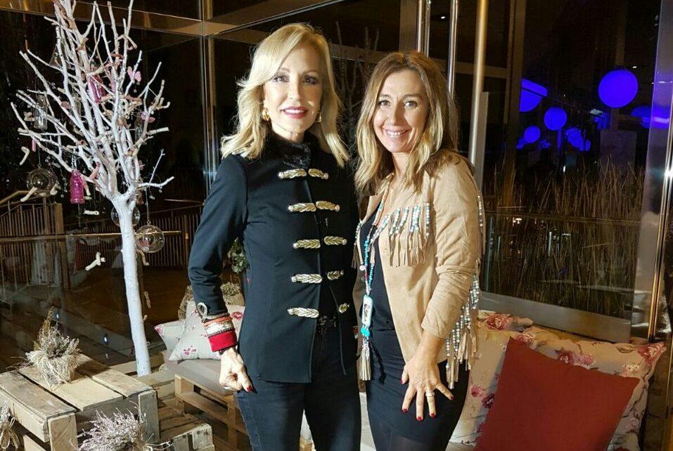 Cristina camell es la madrina televisiva de carmen - Biografia de carmen lomana ...
